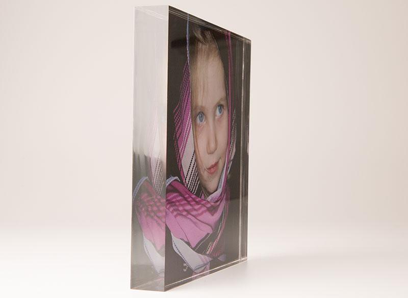 Acrylic Face Mounts Chromasheen